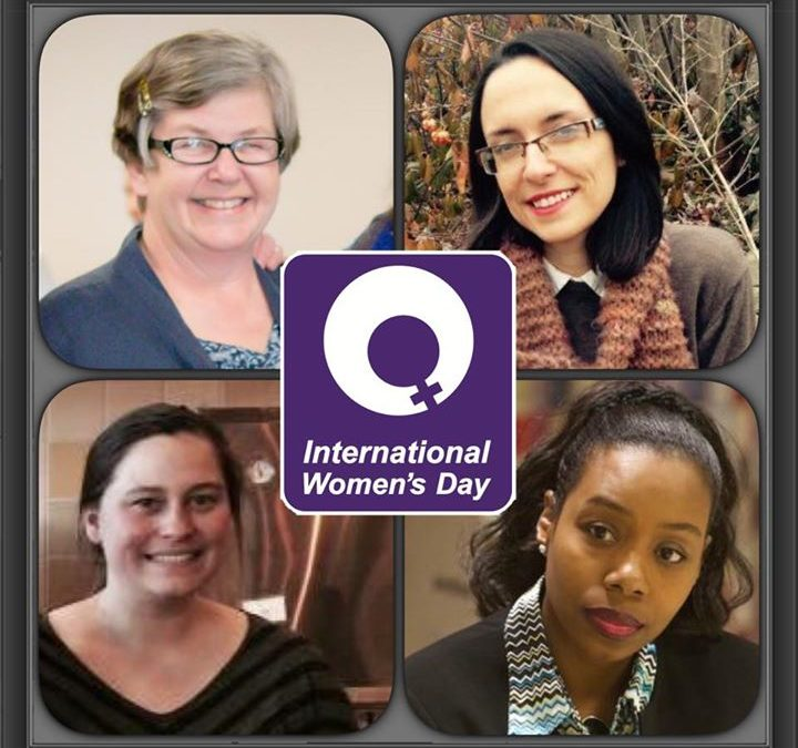 We are also celebrating the great women of UFI on  #InternationalWomensDay amazi…