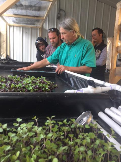 UFI was proud to present a Technical Assistance program today on Micro Greens pr…