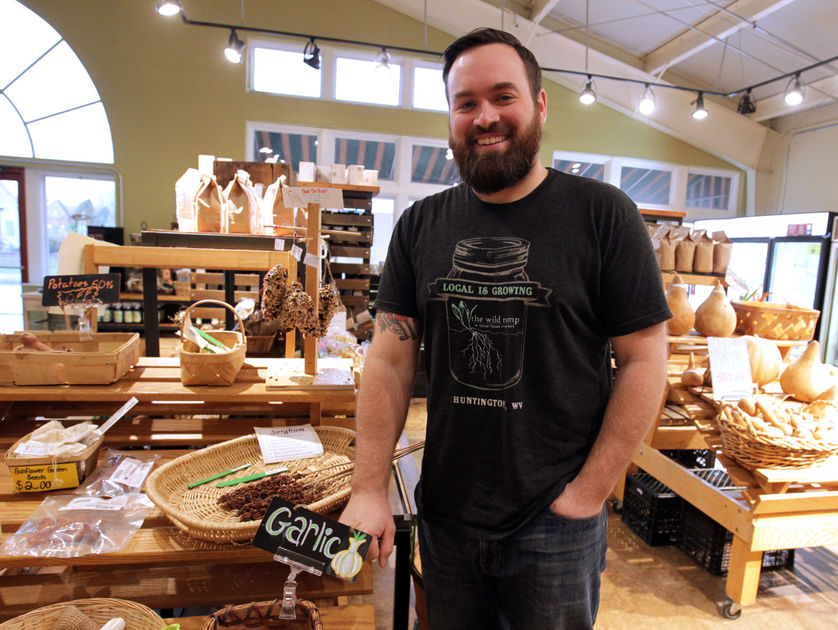 Wild Ramp's new market manager looks to expand local food message