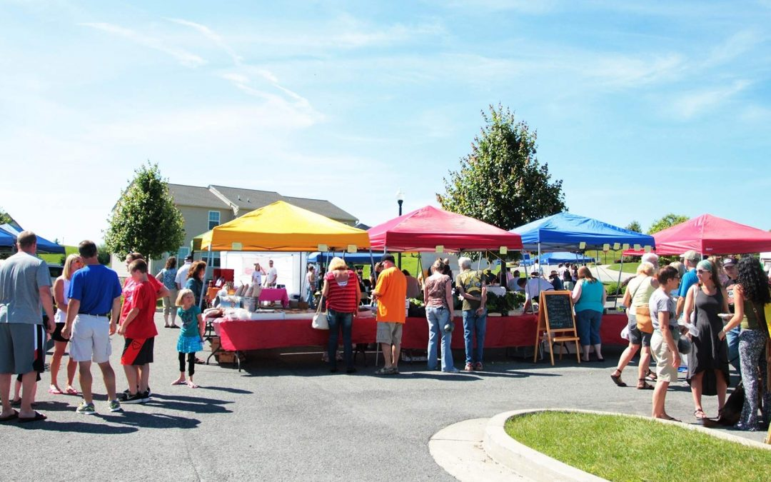 WV farmers markets try to adapt to changing consumer habits